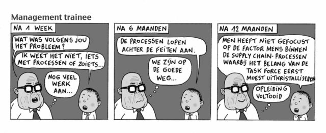 cartoon arnout van den bossche metro management trainee